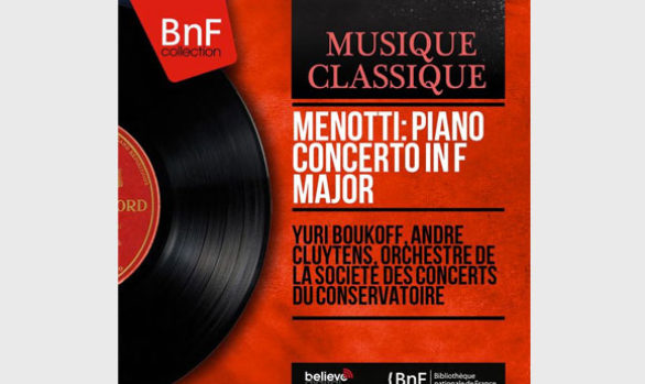 Piano Concerto in F Major: III. Allegro